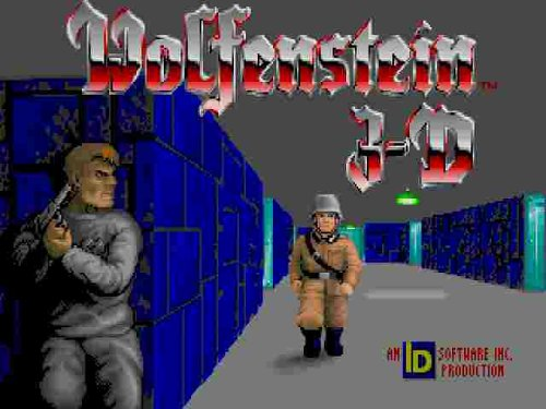 Wolfenstein 3d spear of destiny import it all for Wolfenstein 3d