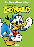 """Afficher """"Les grands héros Disney Incorrigible Donald"""""""