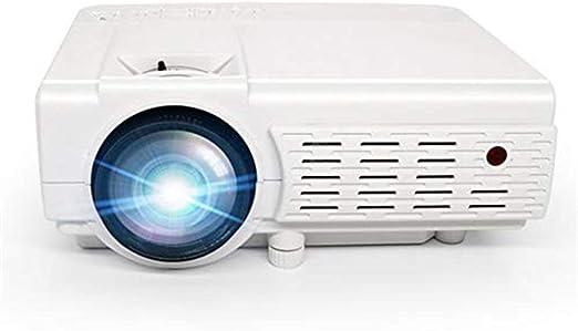 Mini proyectores Proyector Bluetooth portátil Inicio Micro HD Cine ...