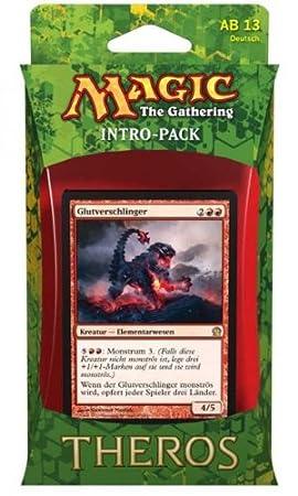 N.N. Magic The Gathering Theros - Expansión de juego de ...