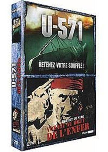 Coffret Guerre 2 DVD : U-571 / Voyage au bout de l'enfer