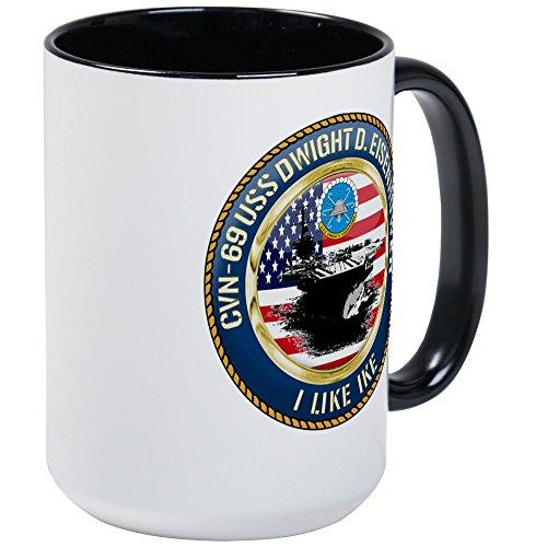 dwight d eisenhower coffee mug - 2