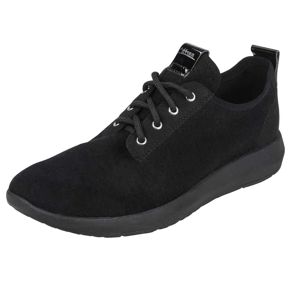 5 M Earth Womens Boomer Black Sneaker