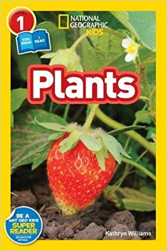 :ZIP: National Geographic Readers: Plants (Level 1 Co-reader). Centro pieces stock usuario General