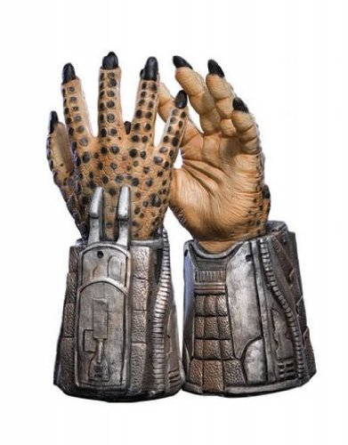 Predator Hands Costume Accessory (Predator Mask For Kids)