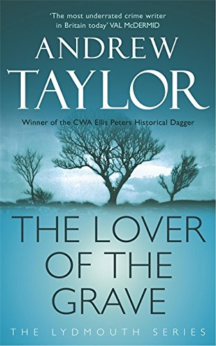 book cover of The Lover of the Grave