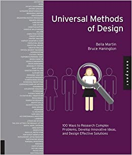universal methods of design 100 ways to research complex