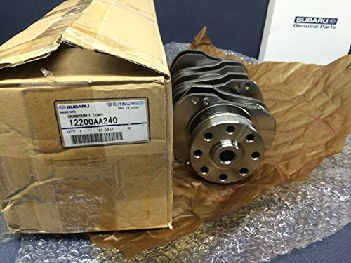 Subaru Crankshaft - Genuine OEM Subaru Crankshaft EJ205 Impreza WRX 2.0L 12200AA240 EJ207 NEW IN BOX