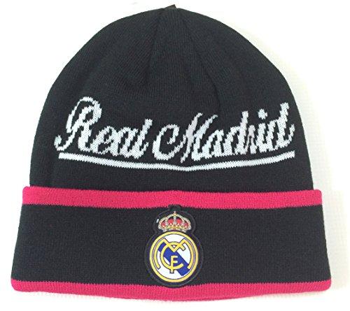flagsandsouvenirs Real Madrid Beanie RM B