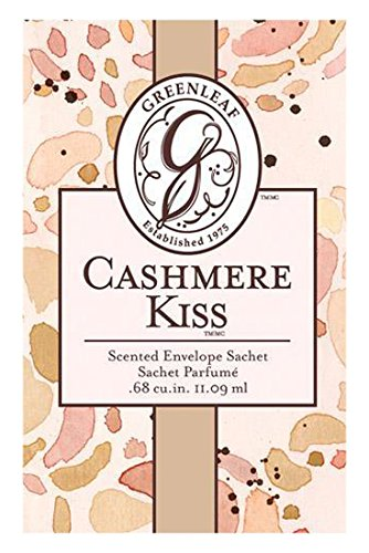 GREENLEAF Small Sachet Cashmere Kiss