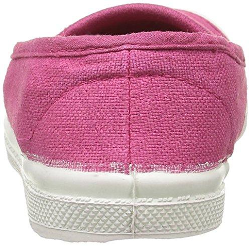 Bensimon Tennis - Zapatillas de deporte Unisex Niños Rosa - Rose(468 Rose Vif)
