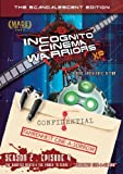 Incognito Cinema Warriors XP - Episode 204: The Haunted Mouth & The Power to Serve by Rikk Wolf