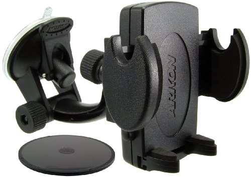 Arkon Windshield and Dash Mount for Universal Phone, Smartph