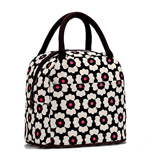 colorful-style-polyester-lunch-bag-lunch-box-package-resable-shop-tote-bag-purse-for-women-girls-plu