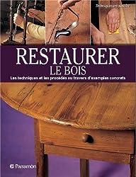 Restaurer du bois