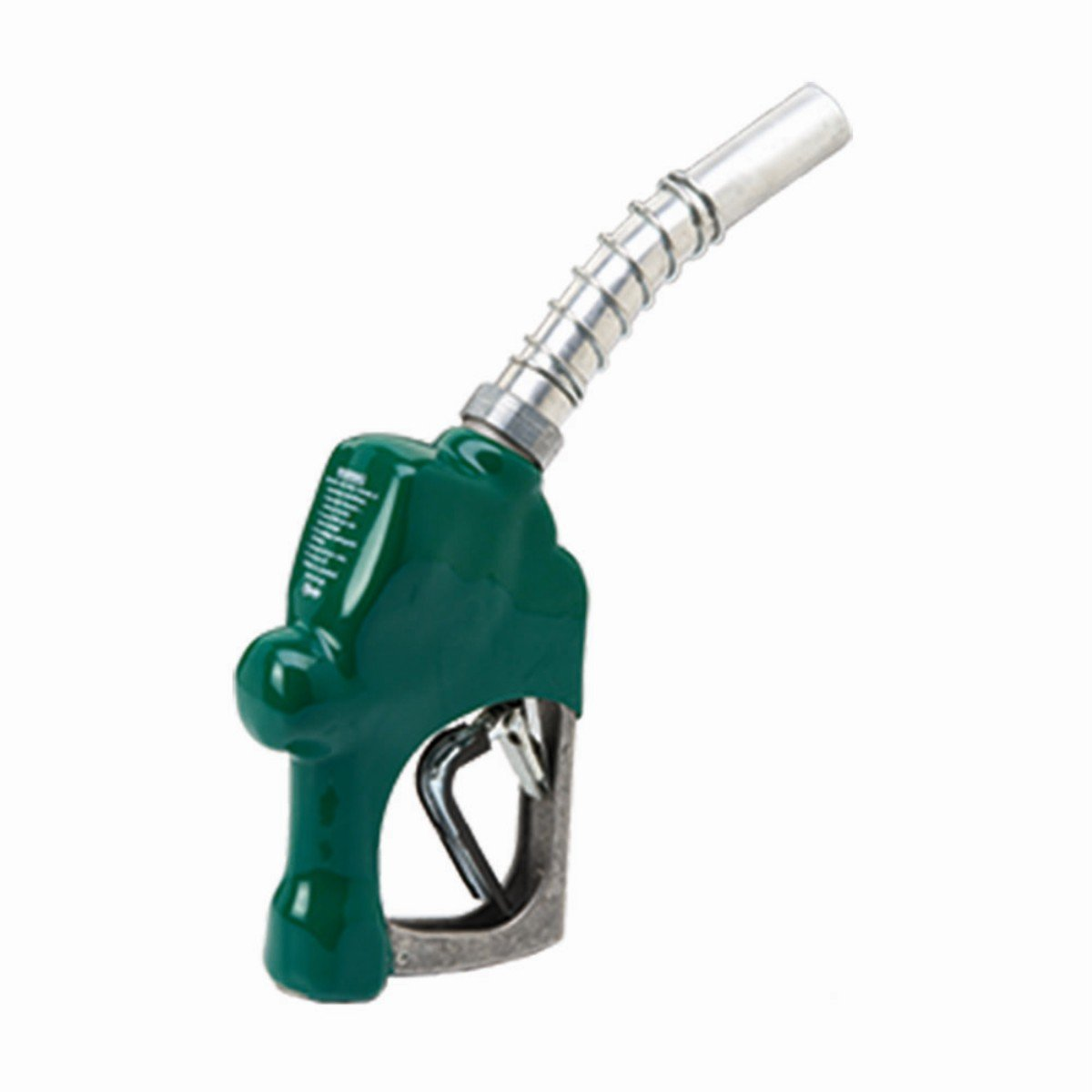 Husky 696310N-03 New 1HS Heavy Duty Diesel Nozzle with 3-Notch Hold Open Clip and Metal Hand Guard