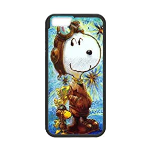"""The fanciful Snoopy. Joe cool Snoopy Hard Plastic phone Case Cove For Apple Iphone 6,4.7"""" screen Cases JWH9152168"""