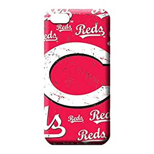 diy zheng Ipod Touch 5 5th First-class Customized phone Hard Cases With Fashion Design phone carrying case cover cincinnati reds mlb baseball