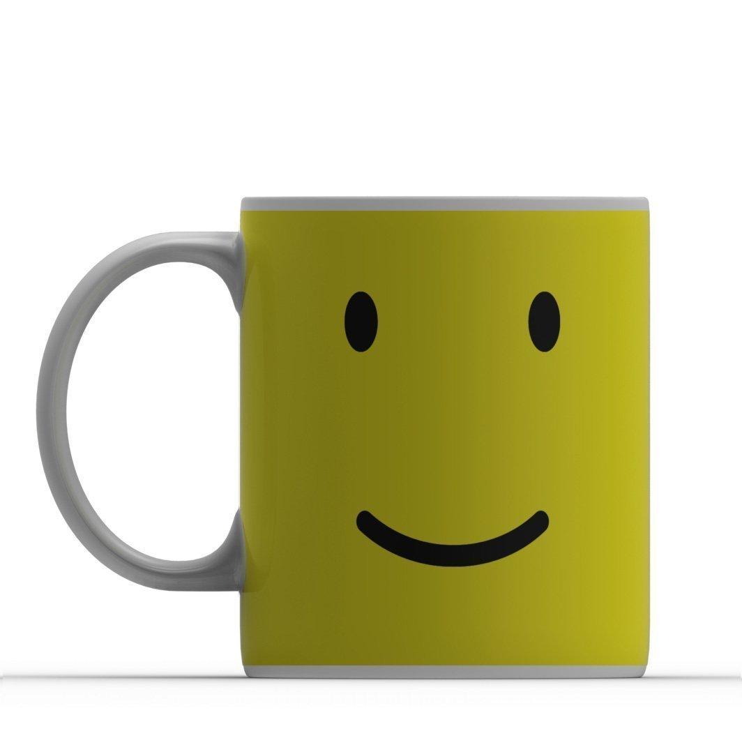 Smiley Face Coffee Mug Amazoncom Ebotrade Tech Monday Mug Black 1 Coffee Mug