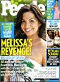 People April 13 2009 Melissa Rycroft/ The Bachelor & Dancing With the Stars on Cover, Kathy Ireland, Marlee Matlin Memoir, Candy Spelling, Matthew Settle/Gossip Girl