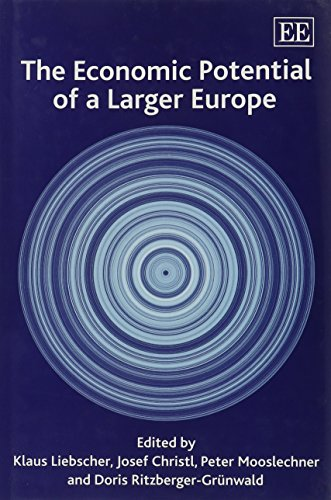 The Economic Potential of a Larger Europe Klaus Liebscher