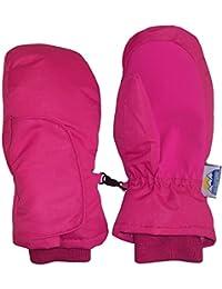 Kids Easy On Velcro Wrap Waterproof Thinsulate Winter...