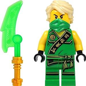LEGO® Ninjago: Lloyd Sleeveless Minifigure 2015 (tournament ...