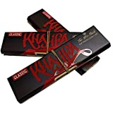Wiz Khalifa - The Wiz Pack - RAW King Size Slim Connoisseur Rolling Papers + Tips (New Product From Raw) - 3 Booklets by Trendz