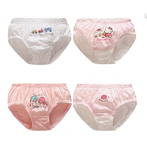Organic+cotton+underwear Products : Big and Little Girls' 10-pack 100% Organic Cotton Briefs Underwear