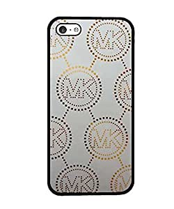 Iphone 5c Hülle Case Michael Kors (MK), Iphone 5c Extra Slim Hardshell Rugged Protection Hülle Case