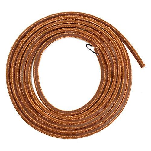 "68"" 173cm Leather Belt Treadle Parts With Hook For Singer..."