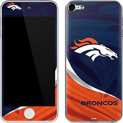 NFL Denver Broncos iPod Touch (6th Gen, 2015) Skin - Denver Broncos Vinyl Decal Skin For Your iPod Touch (6th Gen, 2015) (Ipod Touch Denver Broncos Case)