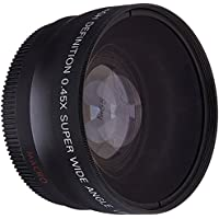 Neewer 55mm Wide Angle Lens For Sony DSLR A700 A900
