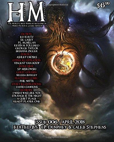 Hinnom Magazine Issue 006 (Volume 6)
