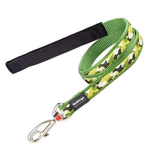 Red Dingo GmbH 9330725073326 Correa Perro Camuflaje, M, Verde ...