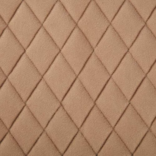 Tan Siesta Dog Crate Mat Bed Non Skid Soft Quilted Design Med/Lg 36'' x 23'' Latte by Slumber Pet (Image #5)