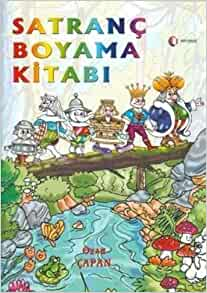 Satranc Boyama Kitabi Ozan Capan 9789757064701 Amazoncom Books