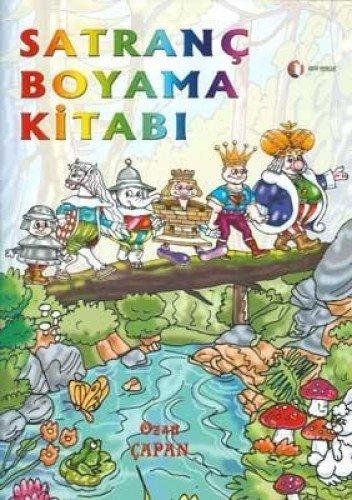 Boyamalarla Satranc Ozan Capan 9786059856683 Amazon Com Books