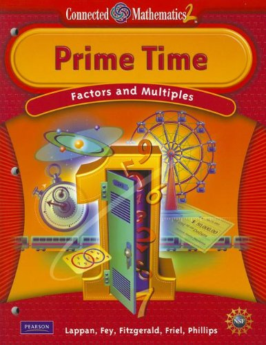 CONNECTED MATHEMATICS GRADE 6 STUDENT EDITION PRIME TIME