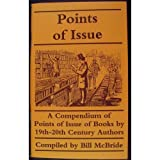 Points of Issue, Bill McBride, 0930313046