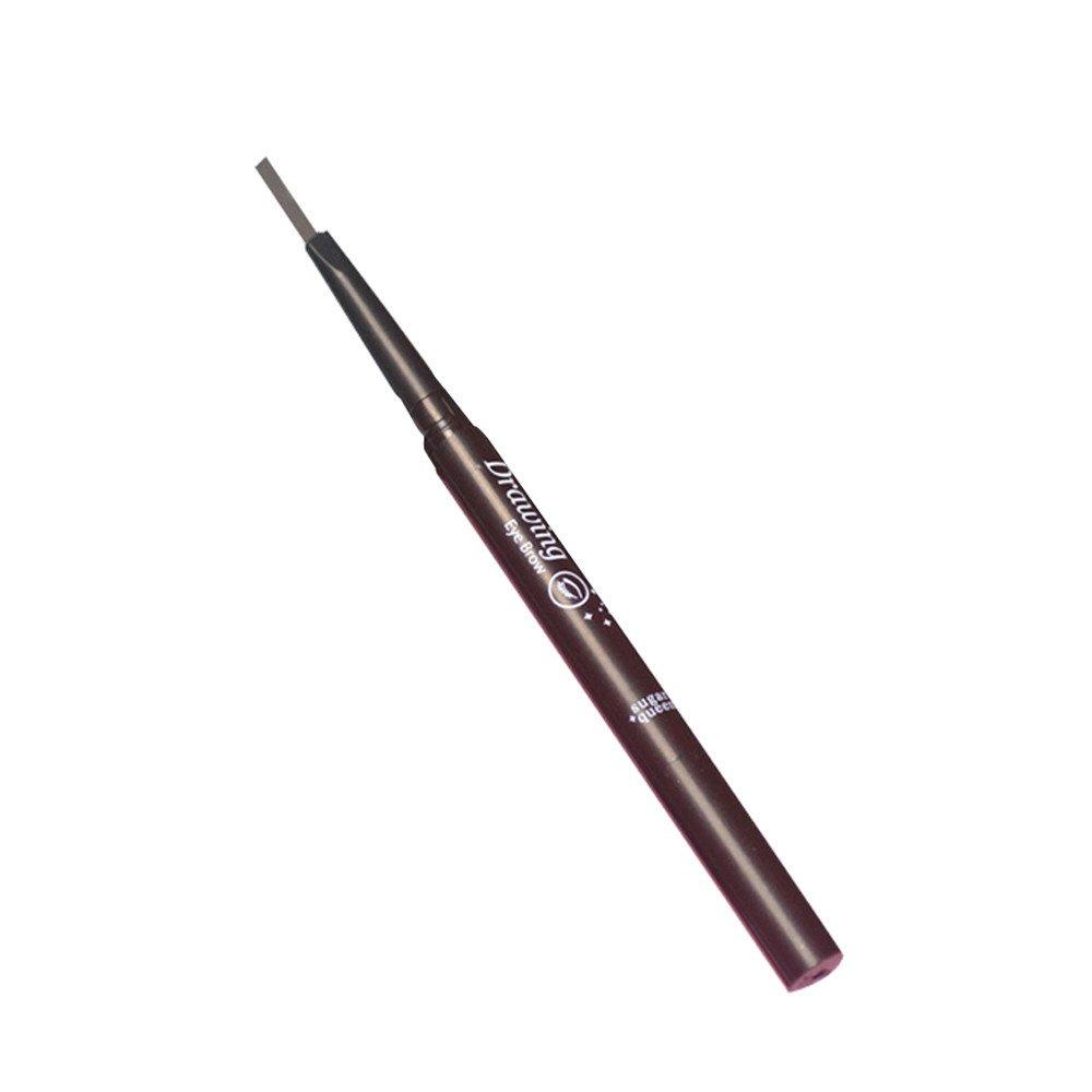S.H.EEE Waterproof Makeup Eye Brow Pen Eyebrow Liner Pencil Cosmetic Tool UP (B)