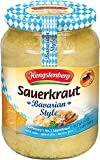 Hengstenberg Sauerkraut, Bavarian Style, 24 Ounce (Pack of 12)