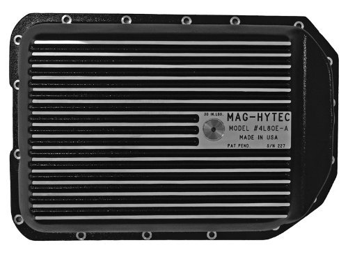 Mag-Hytec Transmission Pan GM Trucks and Suburbans '92 to present. With 4 speed Automatic With 4 speed Automatic.