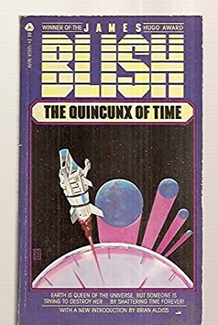 book cover of The Quincunx of Time