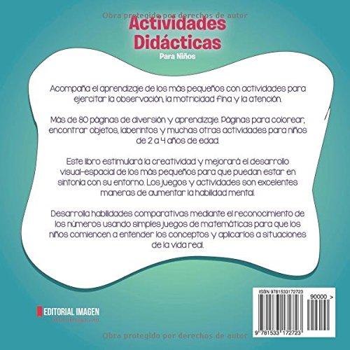 Actividades Didácticas Para Niños: Juegos y Actividades para niños ...