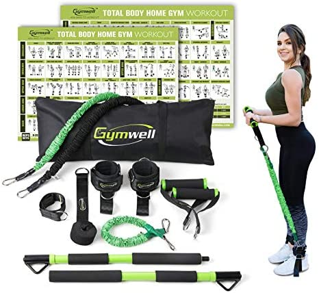 Gymwell Portable Resistance Workout Equipment