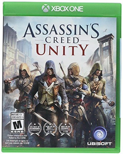 Assassin's Creed Unity Limited Edition Xbox One - Xbox Games Assassins Creed Unity