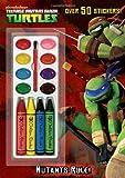 Mutants Rule! (Teenage Mutant Ninja Turtles), Frank Berrios, 0449819523