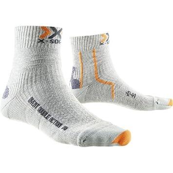 X-Socks Doble Invent Low – Calcetines de Senderismo para Hombre, Hombre, Double