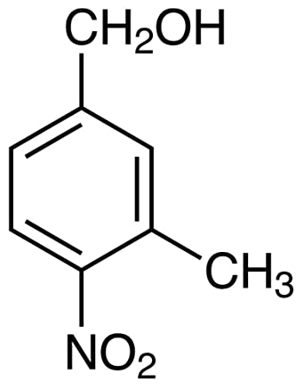 TCI America: 3-Methyl-4-nitrobenzyl Alcohol, M2915-1G, 98 0